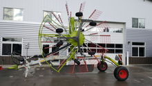 New CLAAS Twin Rotor