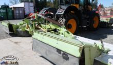 CLAAS 8550 Triple Mower Merger