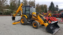 New 2015 JCB 3CX 14