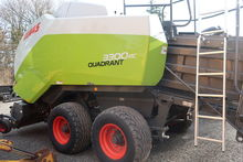 New CLAAS Quadrant 3