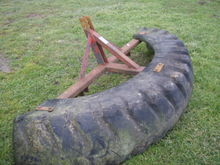 Misc 8' Tire Scraper