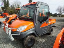 2008 Kubota RTV1100 Orange