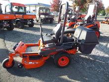 New Kubota Z122RKW-4