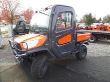 2015 Kubota RTV-X1100C Orange