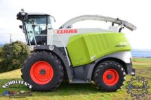 Used 2011 Claas 930