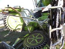 Used 2011 Claas RU45