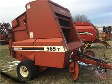 Used HESSTON 565T in