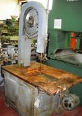 Used BAND SAW IN WOO