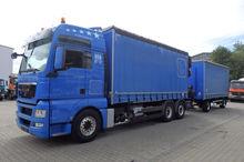 2012 MAN TGX 26.440 6x2 EURO6 B