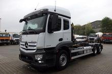 2014 MB ACTROS 2543 6x2 EURO6 M