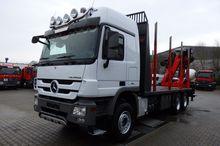 2012 MB ACTROS 2648 6x4 EURO5 T