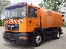 2003 MAN ME 14.225 4x2 EURO3 BU