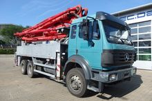 Used 1997 MB ACTROS
