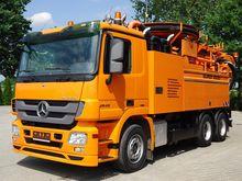 2008 MB ACTROS 2646 6x4 EURO5 M