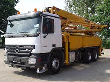 2010 MB ACTROS 3236 6x4 EURO5 C