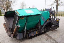 Used 2009 VÖGELE SUP