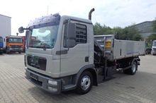 2010 MAN TGL 12.180 4x2 EURO5 T