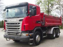 Used Scania G 440 Dump truck for sale   Machinio