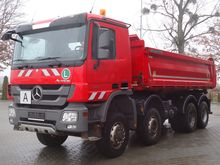 Used 2013 MB ACTROS
