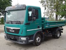 Used 2015 MAN TGL 8.