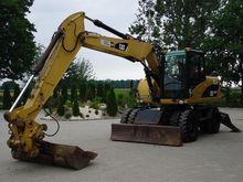 Used 2007 CAT M313D