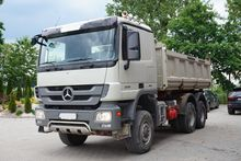 Used 2009 MB ACTROS