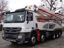 Used 2014 MB ACTROS