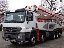 2014 MB ACTROS 4444 10x6 EURO5