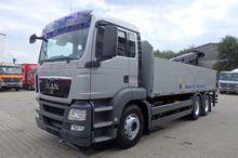 2010 MAN TGS 26.400 6x4 EURO5 O