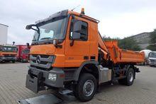 2012 MB ACTROS 1836 4x4 EURO5 T