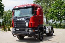Used 2013 SCANIA G44