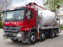 Used 2010 MB ACTROS