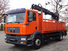2009 MAN TGM 18.330 4x2 EURO5 O
