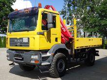 2008 MAN TGM 18.280 4x4 EURO4 T