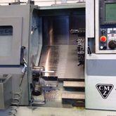 CNC lathe CMZ mod. TBI 450 AVAN