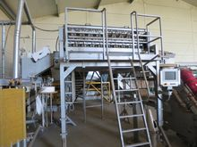 Upmatic 2110 weigher with two n