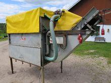 EKKO potato washing machine 1,5