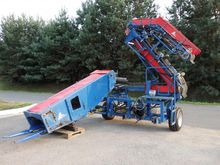 Asa-Lift cabbage harvester with