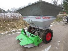 Reekie potato planter 2 row wit