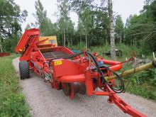 Grimme DL1500 2 row with Elevat