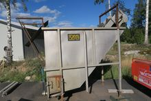 EMVE stainless steel Bunker mit