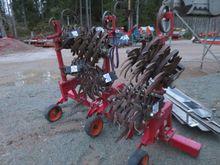 Turbokup 4 row potato ridger /