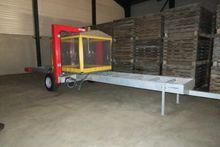 Grimme Box washer mobile BW-160