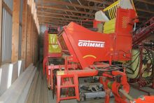 Grimme 70-20 potato harvester