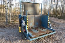 EMVE box turner electric