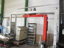 Pieri automatic wrapping machin