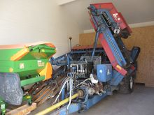 Asa-Lift carrot harvester with