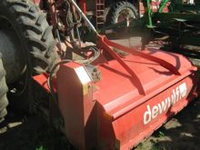 Dewulf RA3060 selfpropelled pot