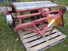 Egedal Pre furrow machine