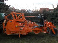 Stanhay/Struik carrot bed and s